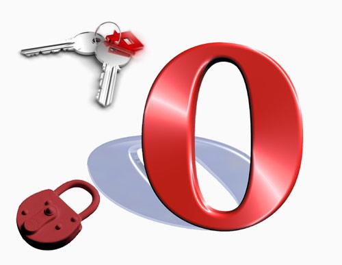 Opera Password Recovery - Программа которая позволяет восстановить